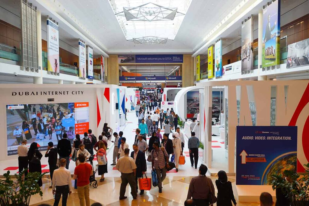 Firma w Dubaju, targi, szkolenia kraje arabskie